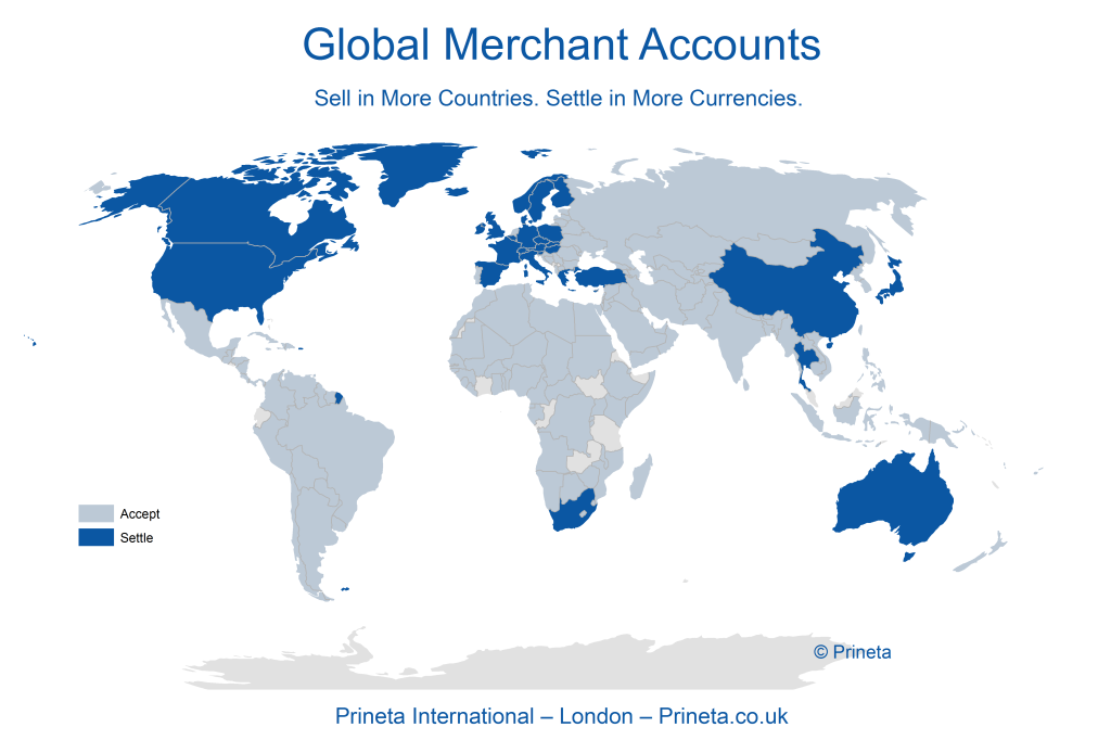 Selling globally means being able to accept payments from people in UK ...: https://prineta.co.uk/international-payment-consultants