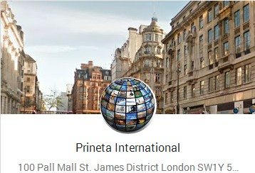 prineta-international-london-uk
